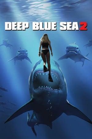 Poster Movie Deep Blue Sea 2 2018