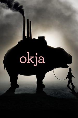 Poster Movie Okja 2017
