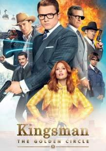 Watch and Download Full Movie Kingsman: The Golden Circle (2017)