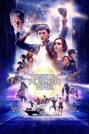 Poster Movie Ready Player One 2018