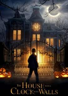 Watch Movie Online The House with a Clock in Its Walls (2018)