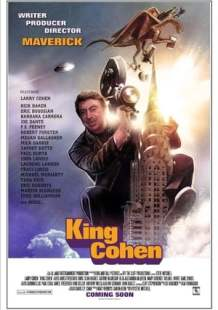 Watch and Download Movie King Cohen: The Wild World of Filmmaker Larry Cohen (2017)