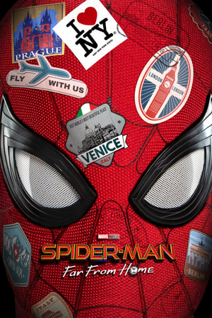 Watch Full Movie Online Spider-Man: Far from Home (2019)