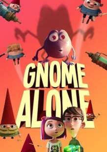 Streaming Full Movie Gnome Alone (2017) Online