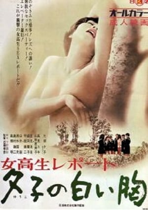 Poster Movie Coed Report: Yuko's White Breasts 1971