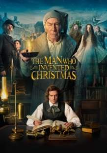 Streaming Movie The Man Who Invented Christmas (2017) Online