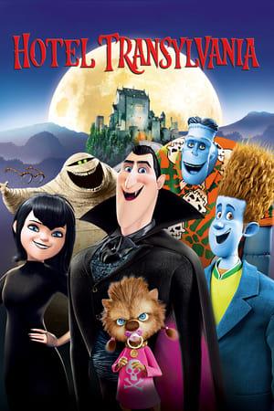 Poster Movie Hotel Transylvania 2012