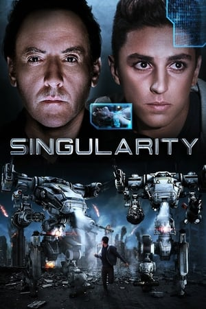 Poster Movie Singularity 2017