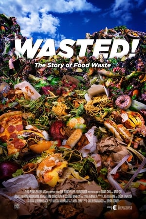 Poster Movie Wasted! The Story of Food Waste 2017