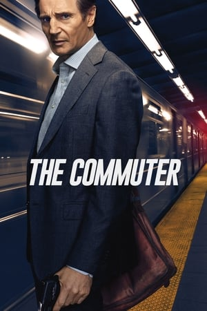 Poster Movie The Commuter 2018