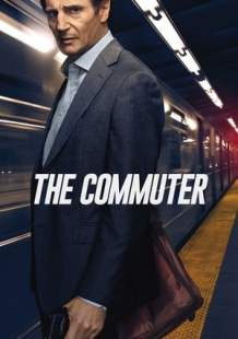 Streaming Movie The Commuter (2018) Online
