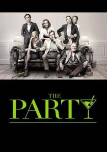 Streaming Full Movie The Party (2017) Online