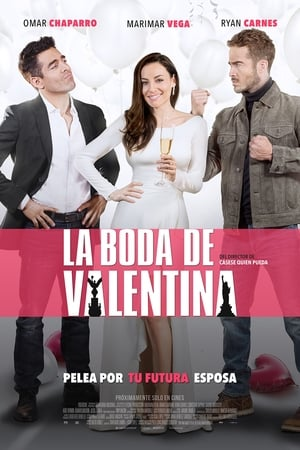 Poster Movie La Boda de Valentina 2018
