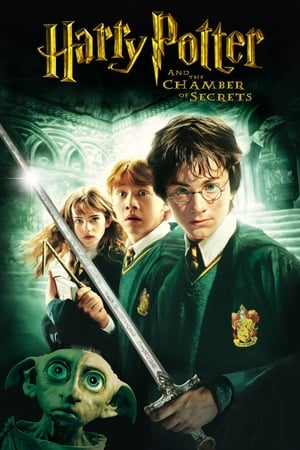 Poster Movie Harry Potter and the Chamber of Secrets 2002