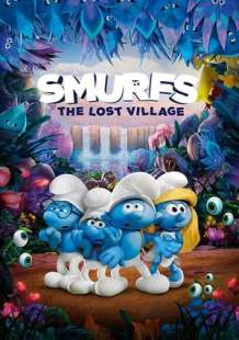 Watch Full Movie Smurfs: The Lost Village (2017)