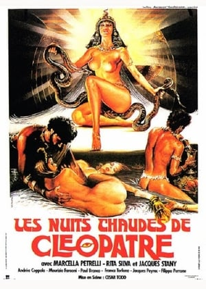 Poster Movie The Erotic Dreams of Cleopatra 1985