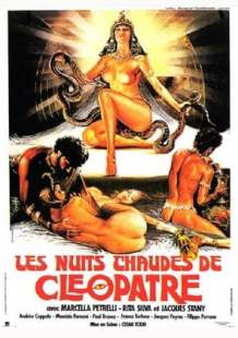 Watch Full Movie The Erotic Dreams of Cleopatra (1985)