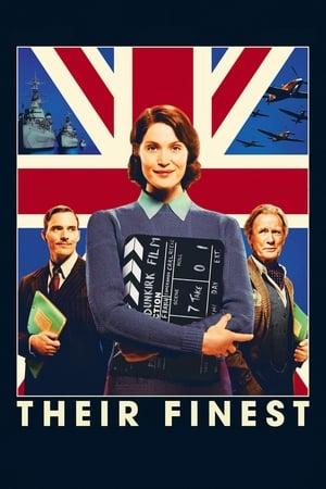 Poster Movie Their Finest 2017