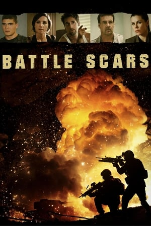 Poster Movie Battle Scars 2017