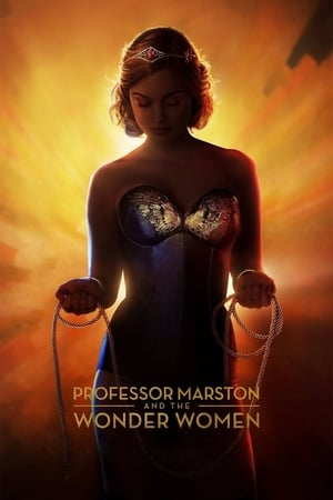Poster Movie Professor Marston & the Wonder Women 2017