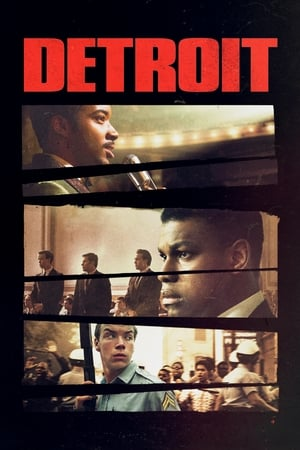 Poster Movie Detroit 2017