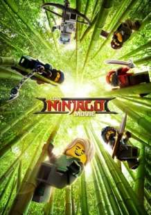 Streaming Full Movie The LEGO Ninjago Movie (2017) Online