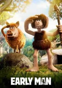 Streaming Movie Early Man (2018)