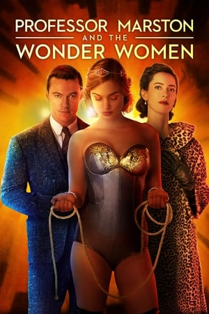 Poster Movie Professor Marston and the Wonder Women 2017