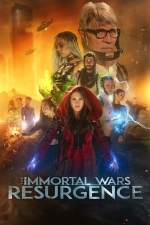 Download and Watch Full Movie The Immortal Wars: Resurgence (2019)