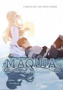 Streaming Movie Maquia: When the Promised Flower Blooms (2018) Online
