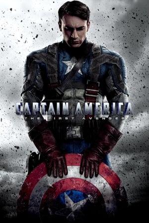 Poster Movie Captain America: The First Avenger 2011