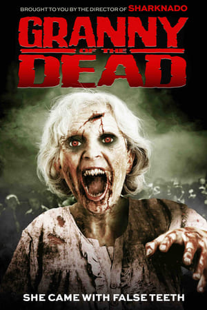 Poster Movie Granny of the Dead 2017