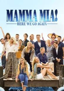 Download and Watch Full Movie Mamma Mia! Here We Go Again (2018)