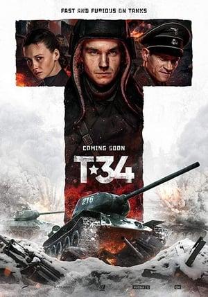 Streaming Full Movie T-34 (2018)
