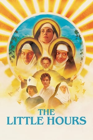 Poster Movie The Little Hours 2017