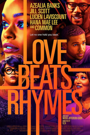 Poster Movie Love Beats Rhymes 2017