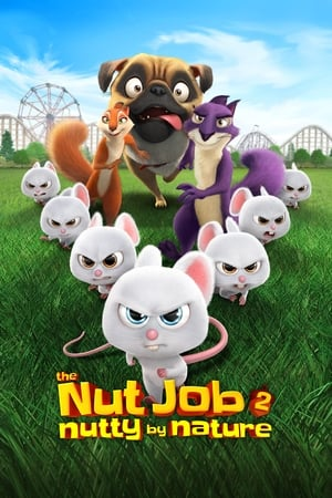 Poster Movie The Nut Job 2: Nutty by Nature 2017