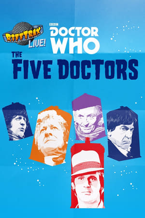 Poster Movie RiffTrax Live: Doctor Who – The Five Doctors 2017