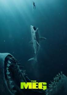 Streaming Full Movie The Meg (2018) Online