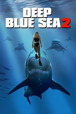 Poster Movie Deep Blue Sea 2 2018