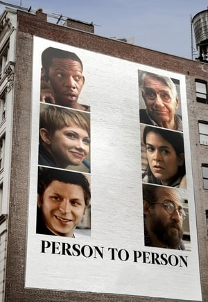 Poster Movie Person to Person 2017