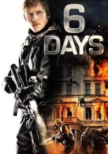 Streaming Full Movie 6 Days (2017) Online