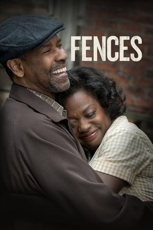 Poster Movie Fences 2016