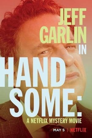 Poster Movie Handsome: A Netflix Mystery Movie 2017