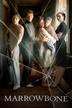 Poster Movie Marrowbone 2017