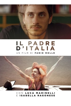 Poster Movie Il padre d'Italia 2017