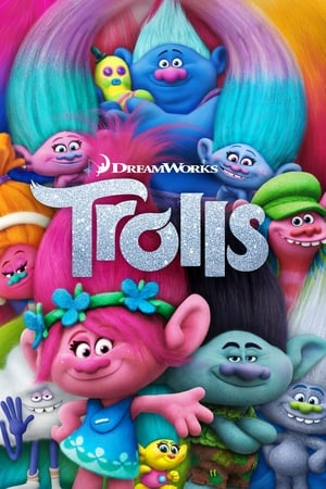 Poster Movie Trolls 2016