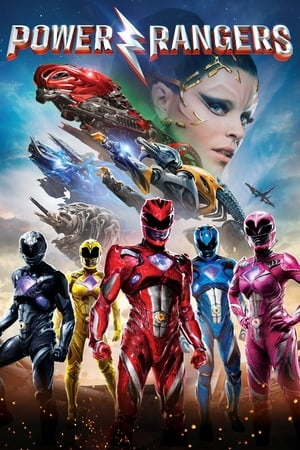 Poster Movie Power Rangers 2017