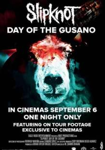 Watch Movie Online Slipknot: Day of the Gusano (2017)
