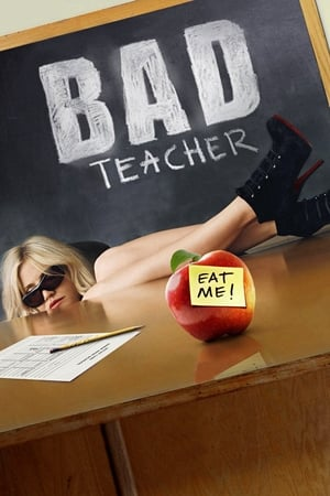 Poster Movie Bad Teacher 2011